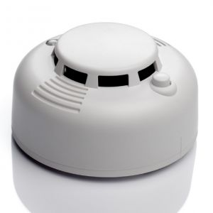 Egardia SMOKE-9 - Détecteur de fumée (certifié EN 14604)