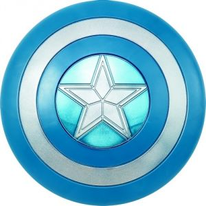 Bouclier adulte Captain America (61 cm)