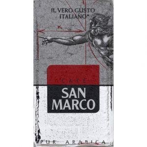 San Marco Café moulu pur arabica - Le paquet de 250g