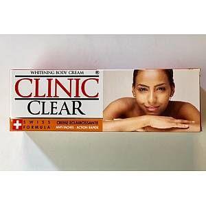 Clinic Clear Creme Eclaircissante Anti Taches