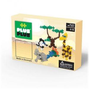 Plus Plus Box Mini Basic Savane 170 pièces
