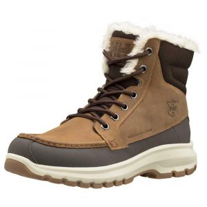 Helly Hansen Chaussures après-ski Garibaldi V3 - Tobacco Brown / Espresso - Taille EU 45