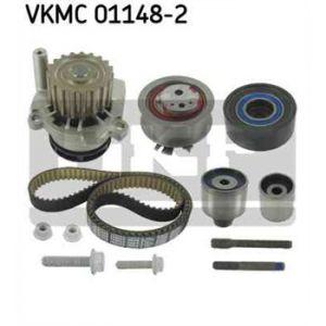 SKF Kit de distribution avec pompe à eau VKMC011482