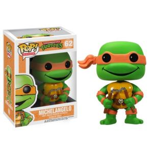 Funko Figurine Pop! : Michelangelo 10 cm (Tortues Ninja)