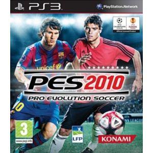 PES 2010 : Pro Evolution Soccer [PS3]