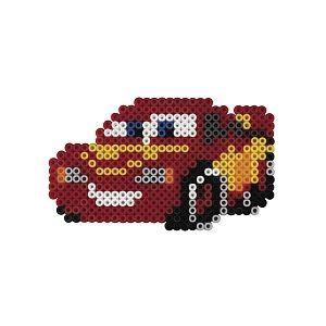 Ludi Midi blister Disney Cars