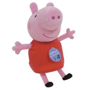 Jemini Peluche musicale 20 cm Peppa Pig