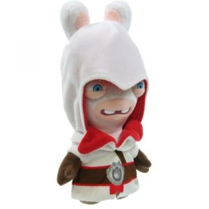 Jemini Peluche Lapins Crétins Assassin's Creed