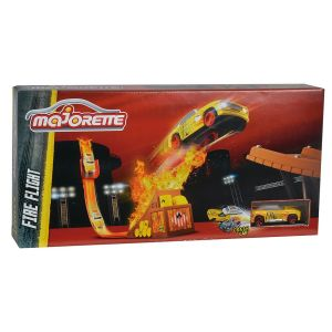 Smoby Stunt Heroes Fire Flight : Saut Enflamme