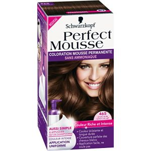 Schwarzkopf Perfect Mousse Coloration châtain chocolat 465