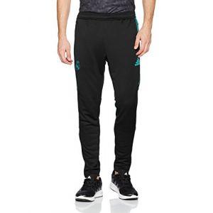 Adidas BQ7933 Pantalon d'Entraînement Homme, Black/Aero Reef, FR : 2XL (Taille Fabricant : 2XL)
