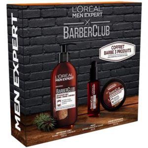 L'Oréal Coffret MEN EXPERT 3 produits Barber Club