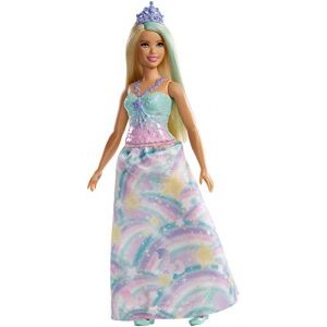 Mattel Poupée Barbie Dreamtopia - Cheveux Blonds