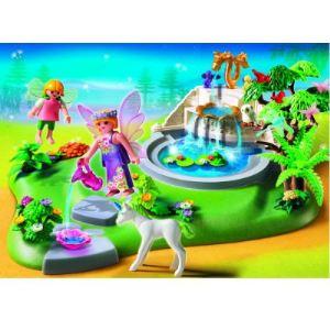 Playmobil 4008 - Superset Fées et fontaine enchantée