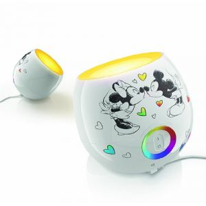 Philips Mini LivingColors Mickey & Minnie - Lampe luminothérapie