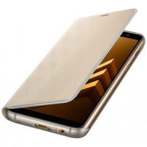 Samsung Etui Flip Cover Neon Or pour Galaxy A8
