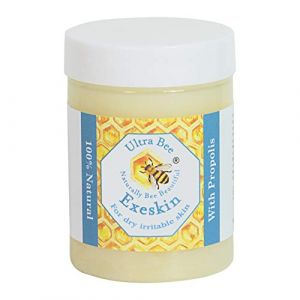Ultra Bee Exeshin - Baume naturel pour personnes sujettes à l'eczéma, dermatite au miel
