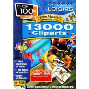 Print Master : 13000 Cliparts [Windows]