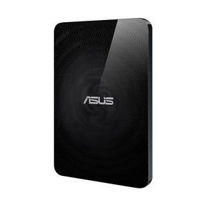 "Asus Travelair N (WHD-A2) 1 To - Disque dur externe 2.5"" WiFi/USB 3.0/NFC avec slot SD"