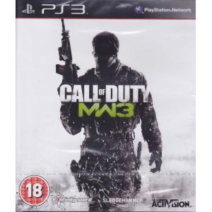 Call of Duty : Modern Warfare 3 sur PS3