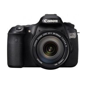 Canon EOS 60D (avec objectif 18-135mm)