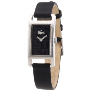 Lacoste 2000685 - Montre pour femme avec bracelet en cuir Inspiration