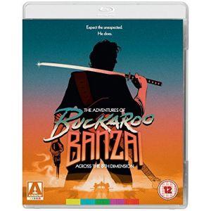 Adventures Of Buckaroo Banzai. The [Edizione: Regno Unito] [Blu-Ray] [Import italien]