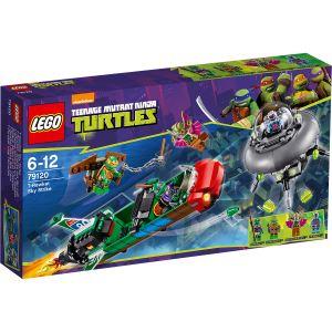 Lego 79120 - Tortues Ninja : L'attaque aérienne en T-Rawlet