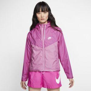 Nike Veste Sportswear Windrunner pour Femme - Rose - Taille XL - Female