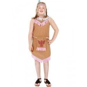 Smiffy's Costume d'indienne pour enfant