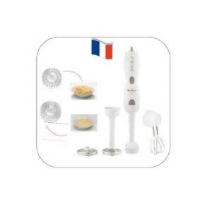 Moulinex DDG15141 - Mixeur plongeant Robot Marie Turbo