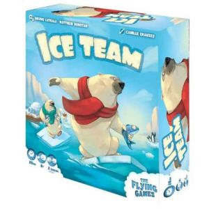 The Flying Games ICE TEAM