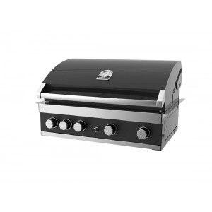 Grandhall Maxim GT4 - Barbecue à gaz encastrable 4 brûleurs