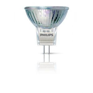 Philips 925644917101 - Ampoule Eco-Halogène Spot Culot GU4 14 Watts consommés (Equivalence incandescence 20W)