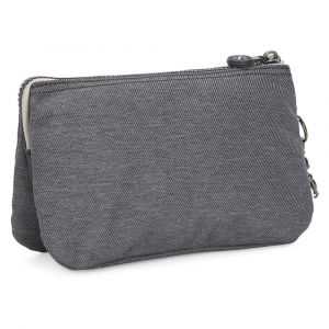 Kipling POUCHES/CASES - CREATIVITY XL CHARCOAL