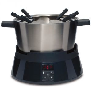 Caso FonDue - Service à fondue à induction pour 8 personnes