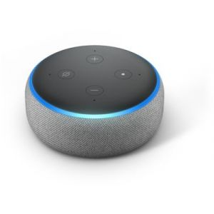 Amazon Assistant vocal Echo Dot (3ème génération) Gris