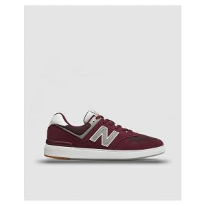 New Balance Chaussures casual 574 Bordeaux - Taille 42,5