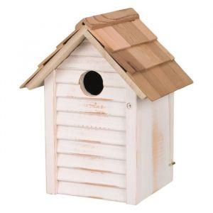 Trixie Nichoir en bois pour oiseaux sauvages 18 x 24 x 15 cm