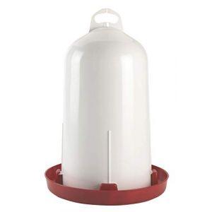 Kerbl Abreuvoir à double paroi pour volaille 12 litres