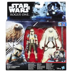 Hasbro Coffret 2 figurines Star Wars Rogue One