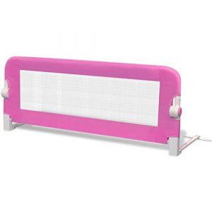 VidaXL Barrière de lit pour enfants 102 x 42 cm