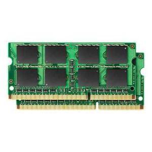 Apple MC644G/A - Barrettes mémoire 2 x 2 Go DDR3 1066 MHz 204 broches