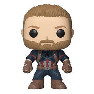 Funko Figurine POP! #288 - Avengers Infinity War - Captain America