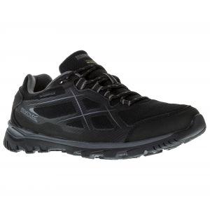 Regatta Chaussures Kota Low - Black / Granite - Taille EU 39