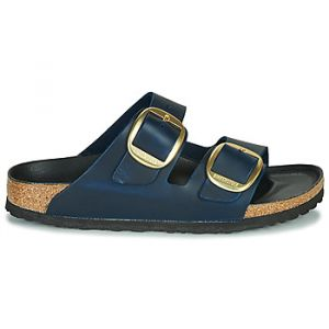 Birkenstock Mules ARIZONA BIG BUCKLE LEATHER - Couleur 36,37,38,39,40,41 - Taille Bleu