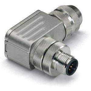 Wago 756-9211/060-000 - Connecteur pour câble de capteur/actionneur configurable mâle coudé M12 1 pc(s)