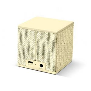 Fresh 'n Rebel Rockbox Cube Fabriq - Enceinte Bluetooth
