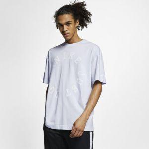 Nike Hautà manches courtes Sportswear pour Homme - Bleu - Taille M - Male