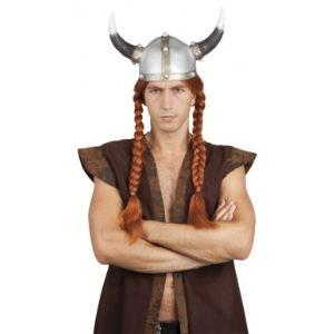 Perruque de viking